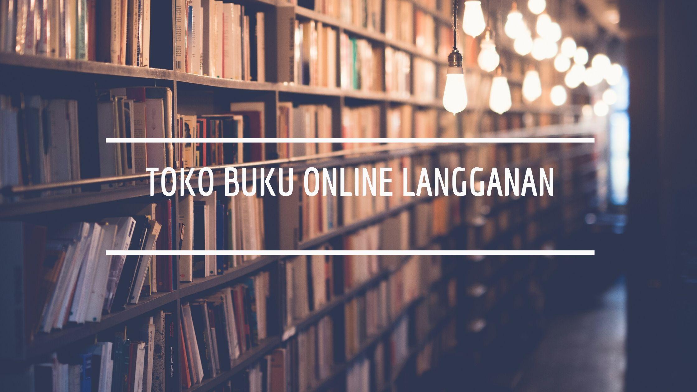Toko Buku Online Langganan